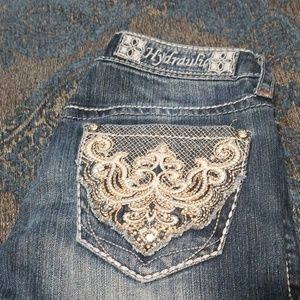 Hydraulic Jeans - Hydraulic super skinny jeans